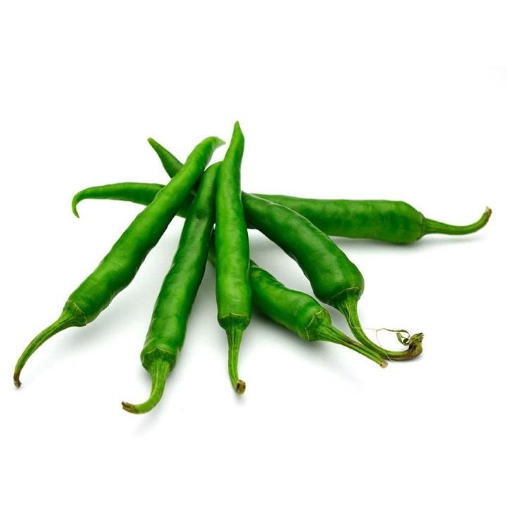 Chilli (Green) – India
