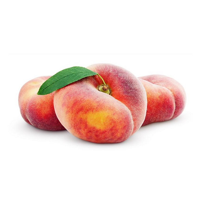 Peach Donuts
